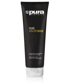PURA COLOR MASK SCARLET 250ml