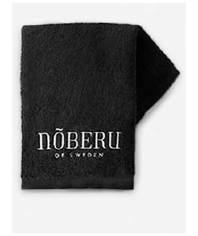 100% COTTON BEARD TOWEL NOBERU