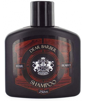 BEARD AND HAIR SHAMPOO